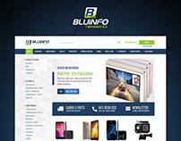 Bluinfo Informática [Website]