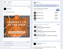 Prime Property: Canva social template pack