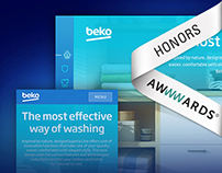 Beko Washing Machine by SHERPA