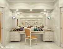 Private Residence Bathroom - 2015 Doha Qatar