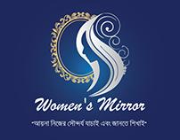 Logo design for Women's Mirror
