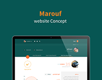 Marouf Website