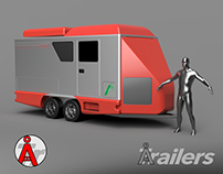 ÅTrailers Beta 1500 TOY A edition