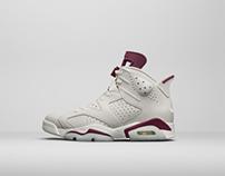 Splash // Nike Jordan Brand Retro
