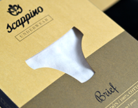 SCAPPINO UNDERWEAR PACKAGING