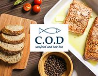 C.O.D Logo