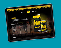 KA Drinks Website
