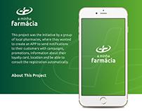 A Minha Farmácia - UI/UX Design