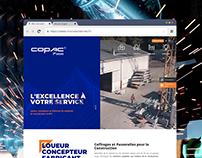 Copac - Site web