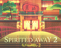 James Gilleard - Spirited Away 2