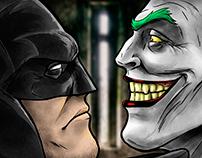 BATMAN V THE JOKER