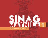 Sinag Maynila Poster