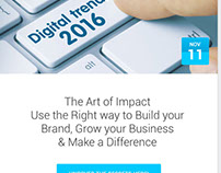 The Art of Impact- Use Digital Marketing the Right way