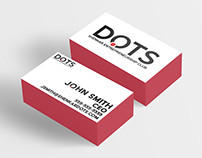 DOTS Business cards Adobe Live