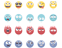A face for every emotion