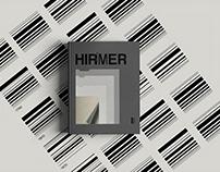 Hirmer Publishers Brand Identity