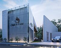 Choman Petrol Station