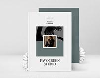 FAVOGREEN Fashion Lookbook