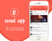 Event App UX/UI