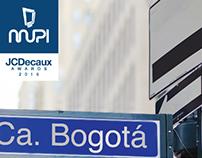 El mundo quiere ser Bogotá