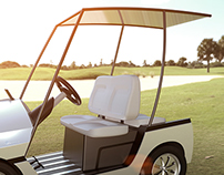 Gigatronik Electric Golf Cart