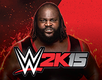 PRODUCT LAUNCH: WWE 'Hall of Pain' 2K Showcase