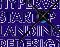 HYPERVSN – Redesign Case Study