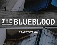 BlueBlood Hotel - Branding