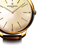 'Vacheron Constantin' watch illustration