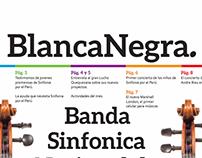Suplemento BlancaNegra.