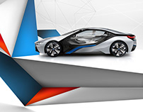 BMW olympic pavillion in London – First Layouts