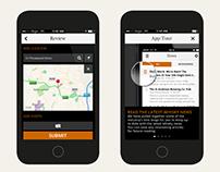 The Balvenie Whisky Feed App