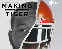 Making a Tiger: by Brett Gemas