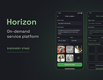 Discovery: On-demand service platform