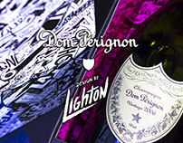 Dom Pérignon by LightOn