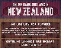 Fiverr Order: Online Gambling Laws in New Zealand