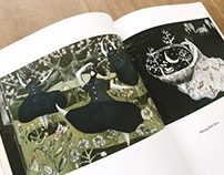 "The Book ""FANTASTIC ILLUSTRATION"""