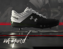 Under Armour: Yard Cleat