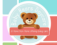 Baby Bears Flyer Design