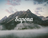 Sapona One Page Theme