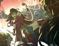 Justice League Dark #16 COVER