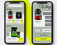 supplements E-store