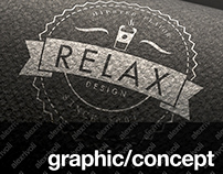 Relaxdesign - Hipster Logo