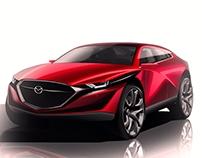 Mazda CX-Urban Electric SUV for 2025