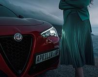 Alfa Romeo // Stelvio