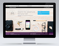 Everyday Odyssey Responsive Website