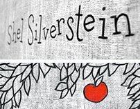 Shel Silverstein Chalkboard