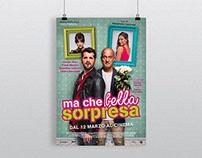 """""""Ma che bella sorpresa"""" MoviePoster"""