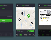 HotCargo App Concept Design