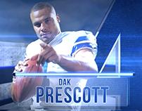 Dallas Cowboys 2018 - Social Package